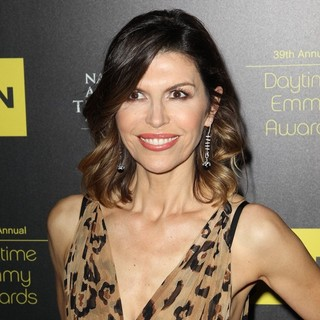 Finola Hughes in 39th Daytime Emmy Awards - Arrivals