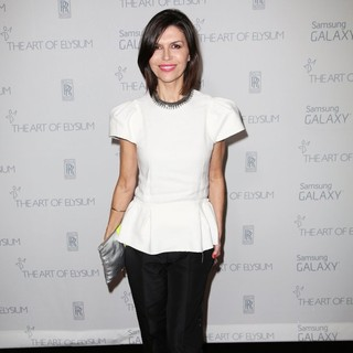 Finola Hughes in The Art of Elysium's 8th Annual Heaven Gala - Arrivals