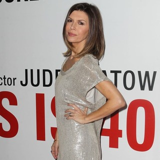Finola Hughes in This Is 40 - Los Angeles Premiere - Arrivals