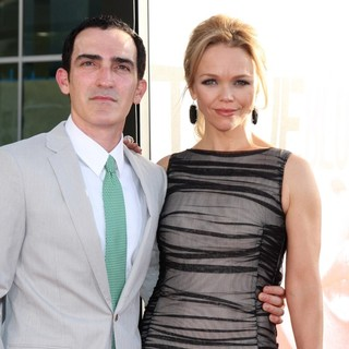 Patrick Fischler, Lauren Bowles in Los Angeles Premiere for The Fifth Season of HBO's Series True Blood - Arrivals