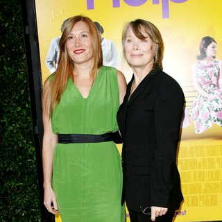 Schuyler Fisk, Sissy Spacek in World Premiere of The Help