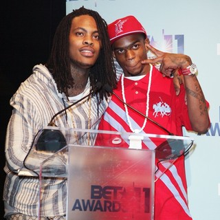 Waka Flocka Flame, Scott Dawson in 2011 BET Awards Nominees Announcement