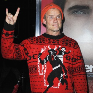 Red Hot Chili Peppers - Premiere of Warner Bros. Pictures' Her - Red Carpet