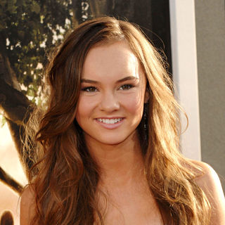 "Madeline Carroll in Los Angeles Premiere of ""Flipped"""