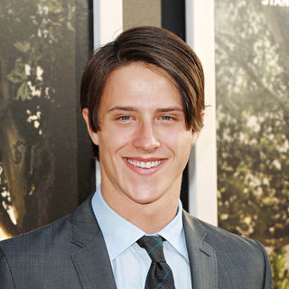"Shane Harper in Los Angeles Premiere of ""Flipped"""