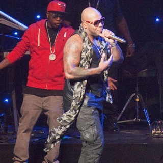 Flo Rida in KIIS FM's Jingle Ball 2012 - Night 2 - Show