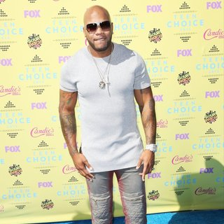 Flo Rida - Teen Choice Awards 2015 - Arrivals