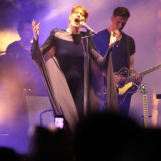 Florence and the Machine - Performances at The 2012 Coachella Valley Music and Arts Festival - Week 2 Day 3