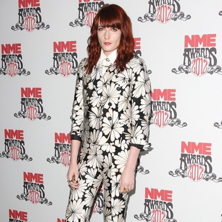 Florence and the Machine - The NME Awards 2012