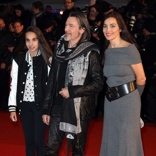 Florent Pagny in The 15th NRJ Music Awards - Arrivals