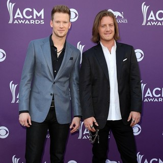 Florida Georgia Line in 48th Annual ACM Awards - Arrivals