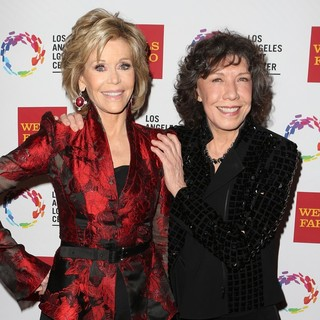 Jane Fonda - The Los Angeles LGBT Center's 46th Anniversary Gala Vanguard Awards - Arrivals