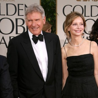 Calista Flockhart in The 69th Annual Golden Globe Awards - Arrivals - ford-flockhart-69th-annual-golden-globe-awards-01