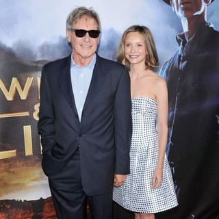 Harrison Ford - Cowboys and Aliens Premiere - Arrivals