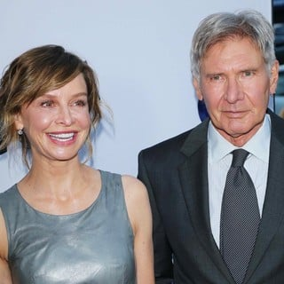 Calista Flockhart, Harrison Ford in RELATIVITY MEDIA Presents The US Premiere of Paranoia