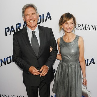Harrison Ford, Calista Flockhart in RELATIVITY MEDIA Presents The US Premiere of Paranoia