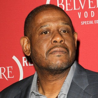 Forest Whitaker in RED Pre-Grammys Party with Mary J. Blige - forest-whitaker-red-pre-grammys-party-01