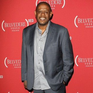Forest Whitaker in RED Pre-Grammys Party with Mary J. Blige - forest-whitaker-red-pre-grammys-party-02