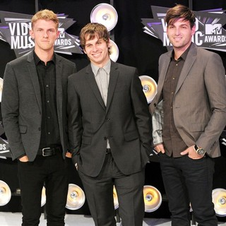 Foster the People in 2011 MTV Video Music Awards - Arrivals