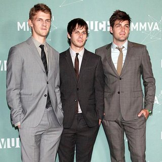Foster the People in The 22nd Annual MuchMusic Video Awards