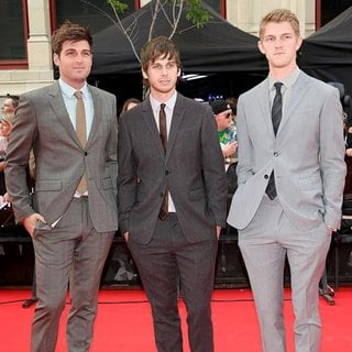 Foster the People in 22nd Annual MuchMusic Video Awards - Arrivals