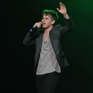 Mark Foster, Foster the People in The Y100 Jingle Ball 2011