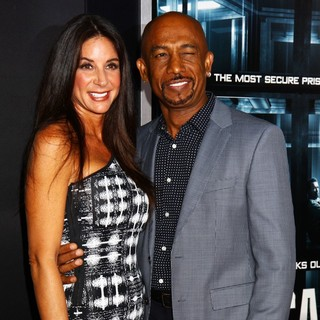Tara Fowler, Montel Williams in New York Movie Premiere for Escape Plan