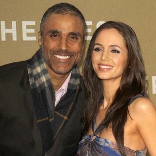 Rick Fox in 2011 CNN Heroes: An All-Star Tribute - fox-dushku-2011-cnn-heroes-01