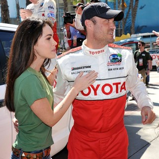 Megan Fox in The 2011 Toyota Grand Prix Pro Celebrity Race - fox-green-2011-toyota-grand-prix-pro-celebrity-race-02