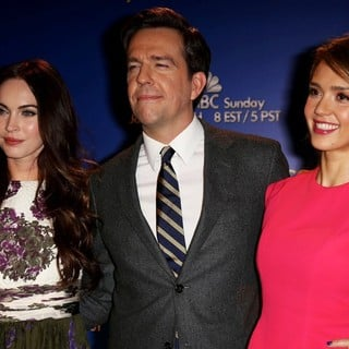 Megan Fox, Ed Helms, Jessica Alba in 70th Annual Golden Globe Awards Nominations Announcement