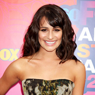 Lea Michele in Fox All-Star Party