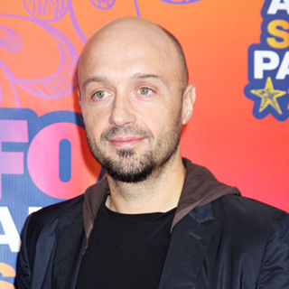 Joe Bastianich in Fox All-Star Party