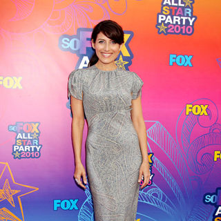 Lisa Edelstein in Fox All-Star Party