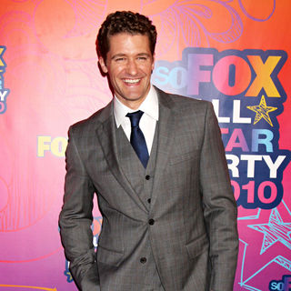 Matthew Morrison in Fox All-Star Party