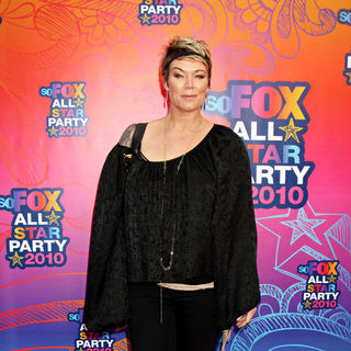 Mia Michaels in Fox All-Star Party