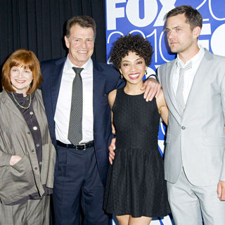 Blair Brown, John Noble, Jasika Nicole, Joshua Jackson in FOX Upfront Afterparty - Arrivals