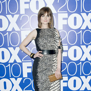 Emily Deschanel in FOX Upfront Afterparty - Arrivals
