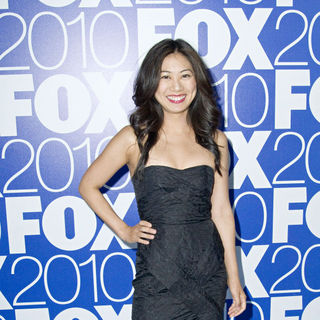 Liza Lapira in FOX Upfront Afterparty - Arrivals