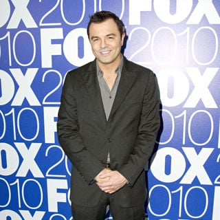 Seth MacFarlane in FOX Upfront Afterparty - Arrivals