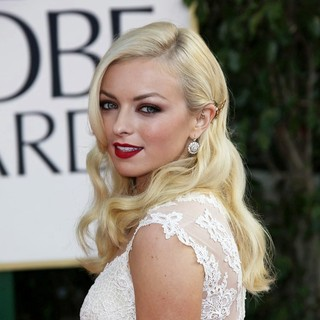 Francesca Eastwood in 70th Annual Golden Globe Awards - Arrivals