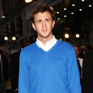 Francis Boulle in The UK Film Premiere of The Adventures of Tintin: The Secret of the Unicorn - Arrivals