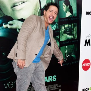 Francis Capra in Veronica Mars Screening - Arrivals
