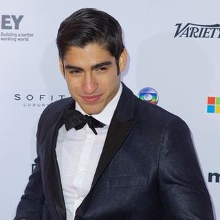 Francisco Escobar in 41st International Emmy Awards