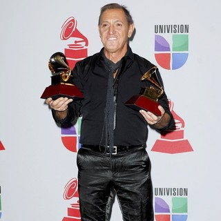 Franco De Vita in The 12th Annual Latin GRAMMY Awards - Press Room