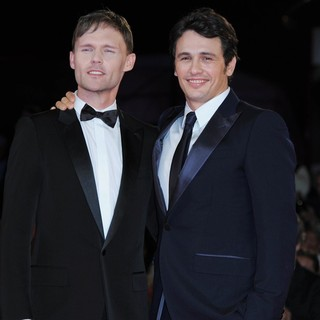 Scott Haze, James Franco in 70th Venice Film Festival - Child of God - Premiere
