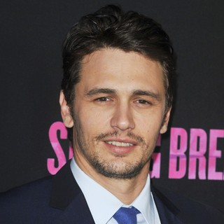 James Franco in The Los Angeles Premiere of Spring Breakers - Arrivals