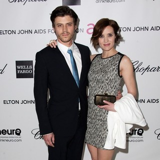 Francois Arnaud in The 20th Annual Elton John AIDS Foundation's Oscar Viewing Party - Arrivals