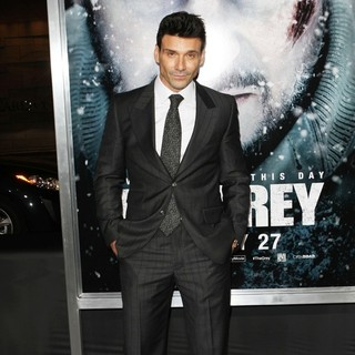 Frank Grillo in The World Premiere of The Grey - Arrivals - frank-grillo-premiere-the-grey-04
