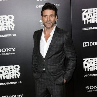 Frank Grillo in Los Angeles Premiere of Columbia Pictures' Zero Dark Thirty - frank-grillo-premiere-zero-dark-thirty-03