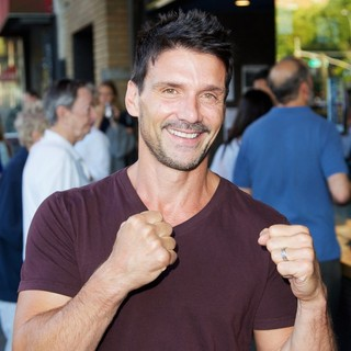 Frank Grillo in New York Screening of Elysium